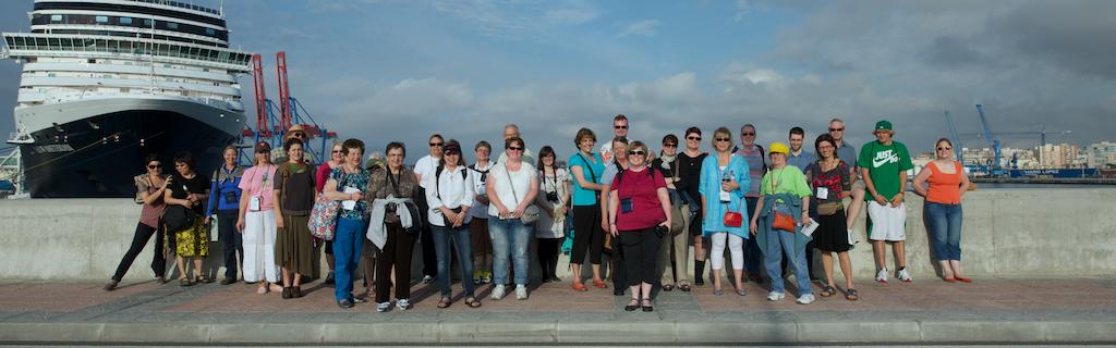 May 2013 - Iberian Cruise