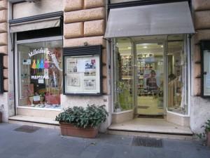 Yarn Shop in Rome
